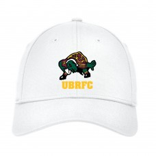 UBRFC Baseball cap white with Turtles logo